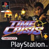 Time Crisis - PSX Game