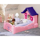 Little Tikes Κρεβάτι Ροζ Νηπίου (7000)