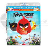 ANGRY BIRDS: THE MOVIE 3D - ANGRY BIRDS: Η ΤΑΙΝΙΑ 3D (BLU-RAY 3D + BLU-RAY) & ΜΕΤΑΓΛΩΤΤΙΣΜΕΝΟ ΣΤΑ ΕΛΛΗΝΙΚΑ - FEELGOOD ENTERTAINMENT