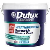 WeatherShield Smooth Masonry Dulux 9lt