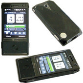 Volte-Tel Crystal Transparent (HTC P3700 Touch Diamond)