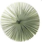 Στρογγυλή βούρτσα για καθαρισμό καμινάδας τζακιού