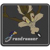 Πατάκι για πίσω R. Runner, Coyote (41x38 cm)