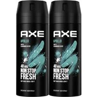 Axe Apollo Body Spray 2x150ml