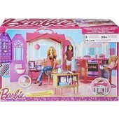 Mattel Barbie Carrying Case House (CHF54) Toys