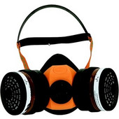 CLIMAX 756 Μάσκα προστασίας αναπνοής διπλού φίλτρου