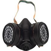 CLIMAX 755 Μάσκα προστασίας αναπνοής διπλού φίλτρου με δύο φίλτρα Β1Ε1