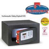 Technomax Moby Digital Χρηματοκιβώτιο επιδαπέδιο, με ηλεκτρονικό κωδικό