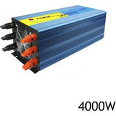 Mετατροπέας Ρεύματος Inverter Καθαρού Ημητόνου 12V σε 220V 4000W Power Inverter