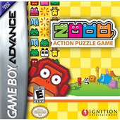 Action Puzzle Game Gameboy