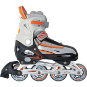 Πατίνια In-Line Skate αλουμινίου 37-40 48921 Amila
