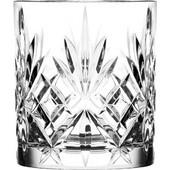 Ποτήρι ουίσκι από κρύσταλλο 310 ml σετ 6 τμχ. Melodia RCR
