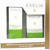 Exelia Anti-Wrinkle & Firming Serum for all skin types 30ml + ΔΩΡΟ Anti-Wrinkle & Firming Eye Cream 30ml