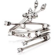 Δαχτυλίδι Κ18 με Διαμάντι, 000643
