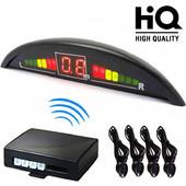 Αισθητήρες Παρκαρίσματος Υψηλής Ευαισθησίας με Ψηφιακή Οθόνη LED