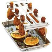 BROIL KING 64152 Βάση για μπούτια κοτόπουλου inox