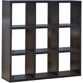 WOODWELL DECON ΡΑΦΙΕΡΑ 9-CELLS 117X39X117cm WENGE