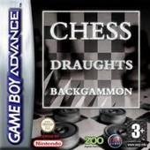 Backgammon & Chess & Draughts Gameboy