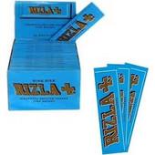 1 συσκευασία που περιέχει 100 πακέτα χαρτάκια Rizla μπλε - OEM - 001.3239
