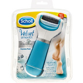 SCHOLL Νέα Velvet Soft Diamond Ηλεκτρική Λίμα ποδιών