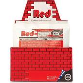 ΚΑΘΑΡΙΣΤΙΚΗ ΣΚΟΝΗ ΚΑΜΙΝΑΔΑΣ ΤΖΑΚΙΟΥ & ΞΥΛΟΣΟΜΠΑΣ NEW LINE RED - 800gr - 90387