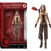 GAME OF THRONES - LEGACY DAENERYS ACTION FIGURE SERIES 1 (15cm) 849803039073
