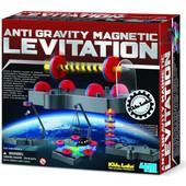 4M Αντιβαρύτητα Με Μαγνητική Αιώρηση