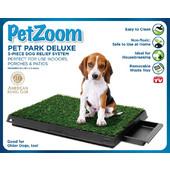 Τουαλέτα για σκύλους - PetZoom Pet Park Deluxe