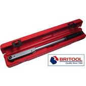 Britool EVT2000A Δυναμόκλειδο για καρυδάκια 1/2 ρυθμιζόμενης ροπής 50-225 Νm