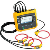 Fluke 1736/EUS 3 Phase Power Logger EU/US Power Adapter