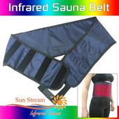 Υπέρυθρη Ηλεκτρική Ζώνη Εφίδρωσης &ampamp Αδυνατίσματος Infrared Sauna Belt