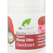 Dr. Organic Rose Otto Roll-On 50ml