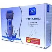 Pharmalead Foot Care Pro Αδιάβροχη Ηλεκτρική Λίμα Ποδιών