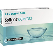 Bausch & Lomb Soflens Comfort 6Pack Μηνιαίοι