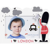 ΚΟΡΝΙΖΑ MDF PHOTO FRAMES I LOVE LONDON 15X10CM