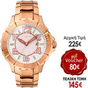 Vogue City Rose Gold Stainless Steel Bracelet 97022/2
