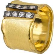 Γυναικείο σεβαλιέ δαχτυλίδι με πέτρες 925 022919 022919 Ασήμι