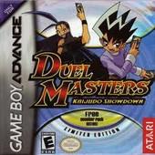 Duel Masters Kaijudo Showdown Gameboy