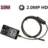 Ενδοσκοπική κάμερα 8mm HD 1280x720 USB με 10 μέτρα καλώδιο για Android/Windows - CST EHD-10