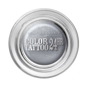 Maybelline Color Tattoo 24HR 50 Eternal Silver 4g