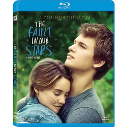THE FAULT IN OUR STARS Extended - ΤΟ ΛΑΘΟΣ ΑΣΤΕΡΙ Extended (BLU-RAY) - ODEON