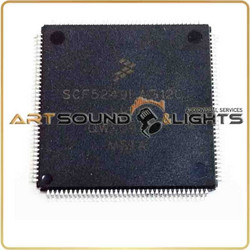 ARTSOUND SCF5249LAG120 SCF5249 MICROPROCESSOR CONTROLLERDECODER FOR CD PLAYERS PIONEER OR NUMARK - Art Sound and Lights