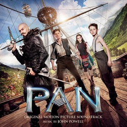 PAN - THE ORIGINAL MOTION PICTURE SOUNDTRACK (AUDIO CD) - IMPORTED / ΕΙΣΑΓΩΓΗΣ