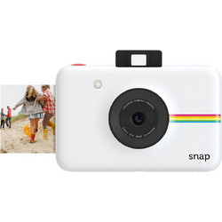 Polaroid Digital Camera Instant Snap White (POLSP01W)