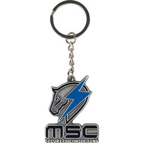 Metal Gear Solid Rising Maverick Metal Keychain GE0457