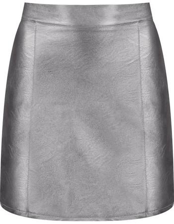 Mini φούστα δερματίνης SE7822.2568+4 a0454199299