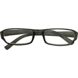 Fashion Zone Unisex Γυαλιά Πρεσβυωπίας Διαβάσματος με Λεπτό Διάφανο Γκρι  σκελετό και βαθμό +2.00 ea5afcac72d