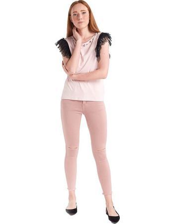 παντελονι ροζ γυναικειο - Γυναικεία Παντελόνια (Σελίδα 4)  1c8516a35fa