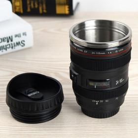 Κούπα θερμός - Φακός φωτογραφικής μηχανής b96e4108a55