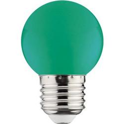 Horoz Electric ΛΑΜΠΑ LED SMD Ε27 ΣΦΑΙΡΙΚΗ G45 ΠΡΑΣΙΝΗ 1W 230V RAINBOW-G 11c6ce3ce38